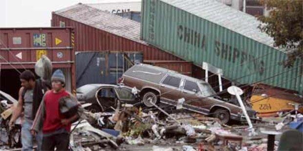 Chile erwacht nach Beben aus Schockzustand