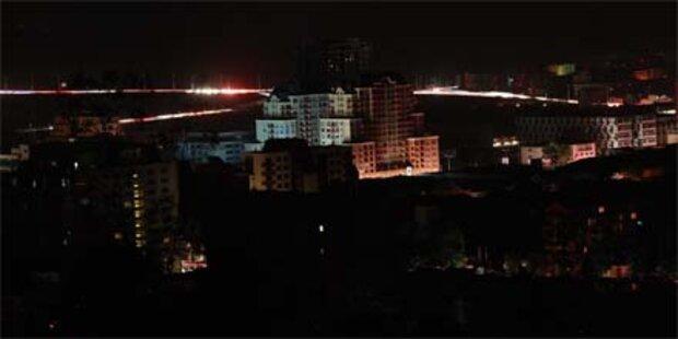 Mega-Stromausfall legt Chile lahm