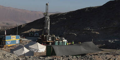 Chile: Rettungsbohrung gestoppt