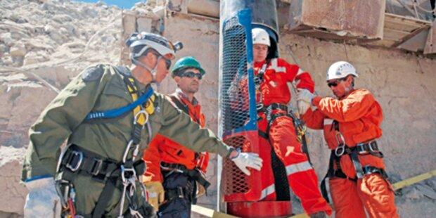 Die Chile-Helden sind wieder in Österreich
