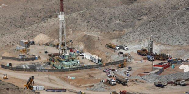 Gruben in Chile sollen sicherer werden