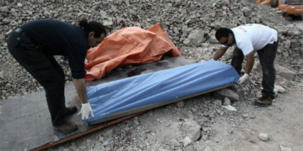Zwei Tote bei Grubenunglück in Chile