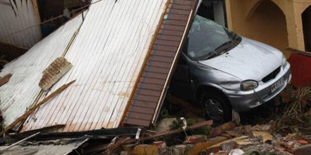 Chile: Plünderungen im Krisengebiet