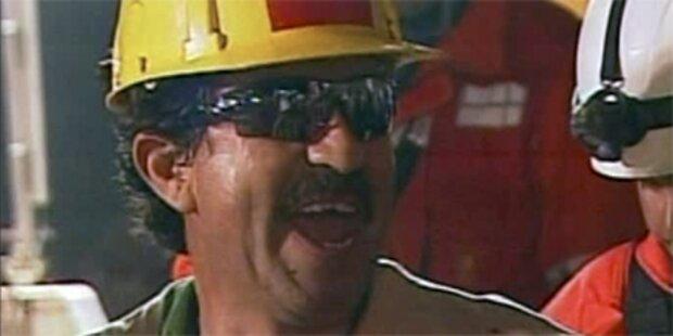 Die Rettung der Bergleute in Chile