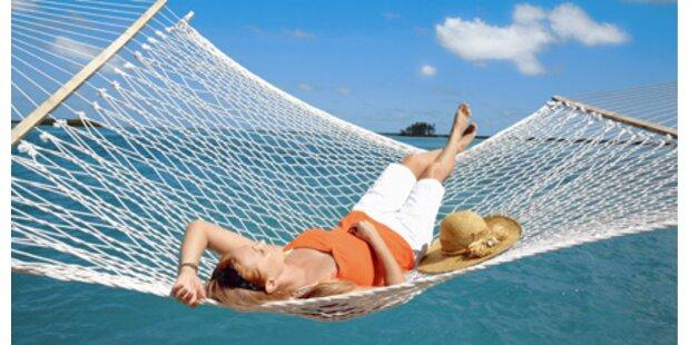 Immer mehr gönnen sich einen richtigen Urlaub