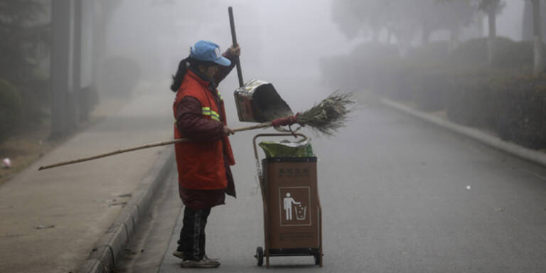 China meldete neue Infektionswelle