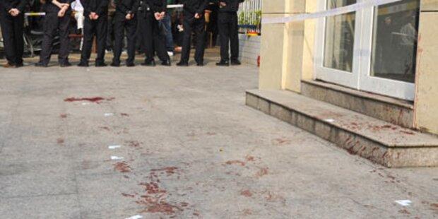 Amoklauf in China: Acht Kinder erstochen