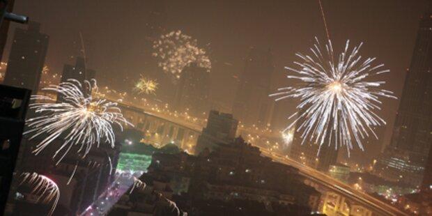 China: 40 Tote während Neujahrsfest
