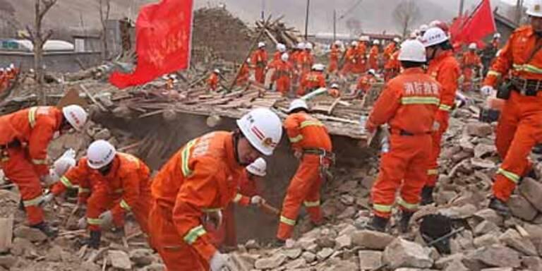 Zahl der Erdbebenopfer auf 760 gestiegen