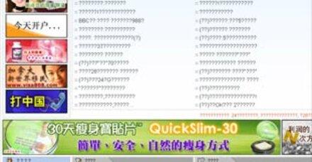 Internetnutzer in China verhaftet