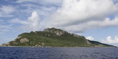 China Insel