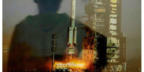 China startete seinen ersten Mondflug