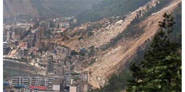 Behörden fürchten 80.000 Tote in China