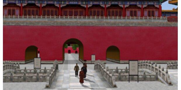 China als virtuelle Welt erleben