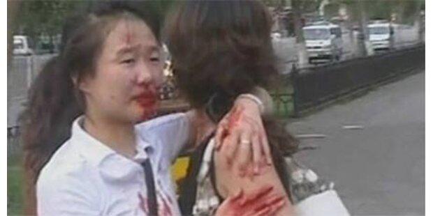 156 Tote bei Ausschreitungen in China