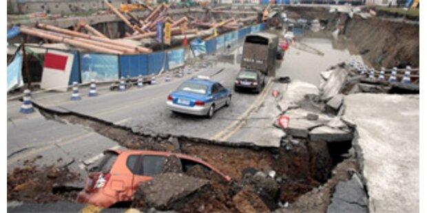 Vermutlich 21 Todesopfer nach Einsturz von Tunnel