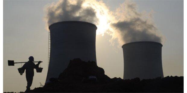 China nennt erstmals konkrete CO2-Ziele