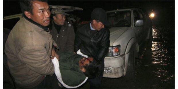Chinese tötete zwölf Verwandte