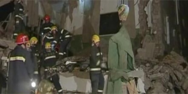 1.000 Menschen aus Trümmern gerettet
