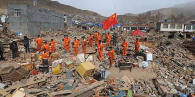 Kritik an China: Tibeter festgenommen