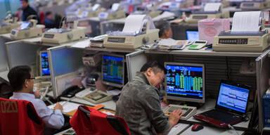 Börsencrash in China sendet Schockwellen