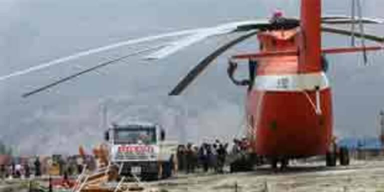 80.000 Chinesen wegen Flutgefahr evakuiert