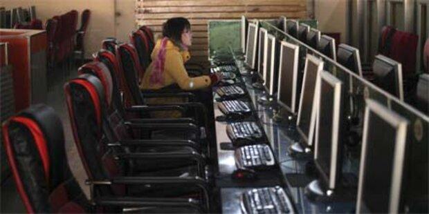 China verstärkt Kontrolle übers Internet