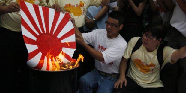 Peking bricht Kontakte zu Tokio ab