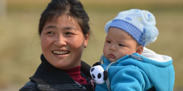 China lockert Ein-Kind-Politik
