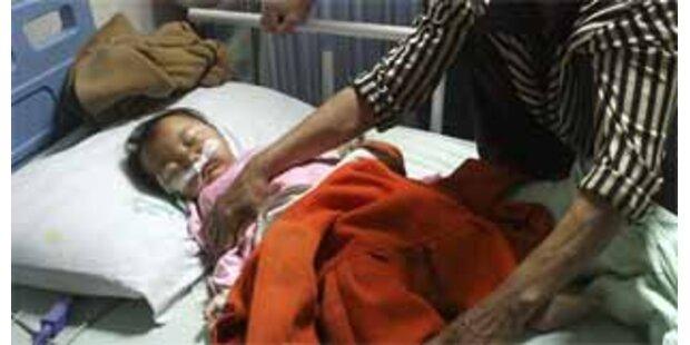 53.000 kranke Babys durch verseuchte Milch