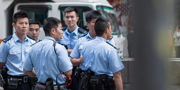 30.000 Festnahmen in China