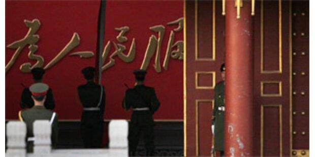 Peking will Bettler während Olympia verbannen