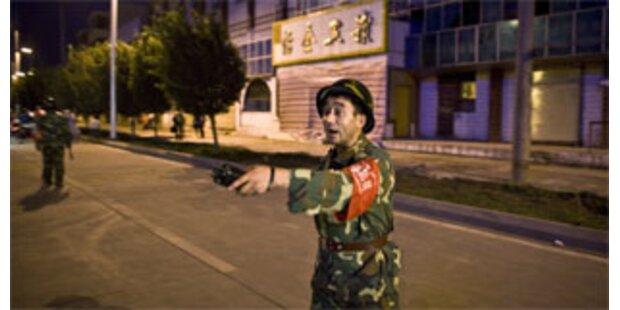 China schickt Rentnerinnen in Arbeitslager