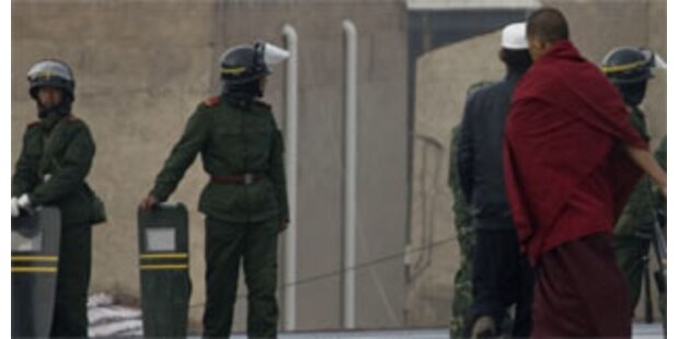 China verhaftet tibetische Mönche