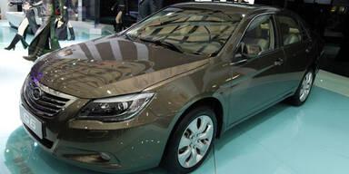 Chinesen holen beim Autobau rasant auf