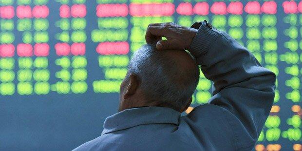 Panik an Börsen vernichtet 1.000. Mrd. €