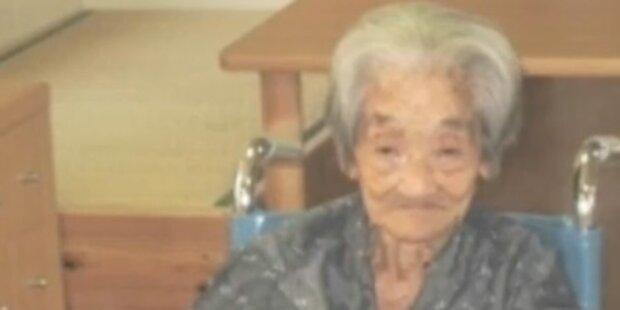 Älteste Frau der Welt ist tot