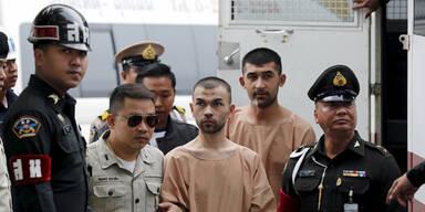 Bangkok Anschlag