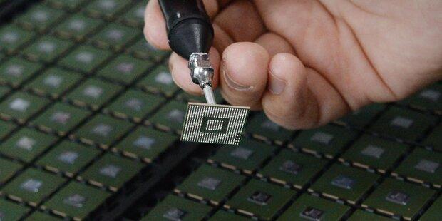 TU Wien macht Computerchips schneller