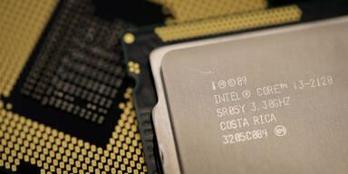"""Chip-Lücke: Hacker nutzen """"Meltdown"""" aus"""