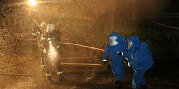 Chlorgasaustritt: 60 Hotelgäste evakuiert