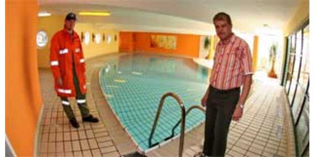 7 Verletzte durch Chlorgas in Salzburger Hotel