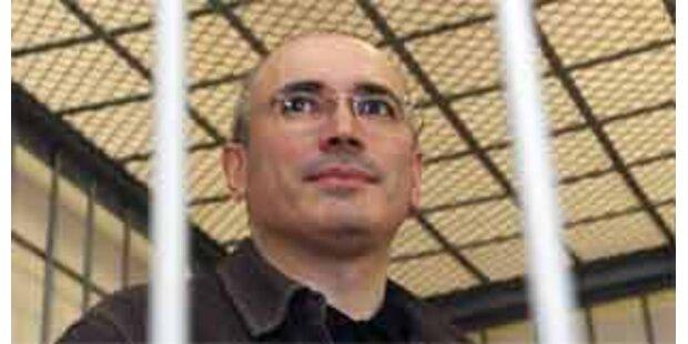 Begnadigung von Ölmagnat Chodorkowski abgelehnt