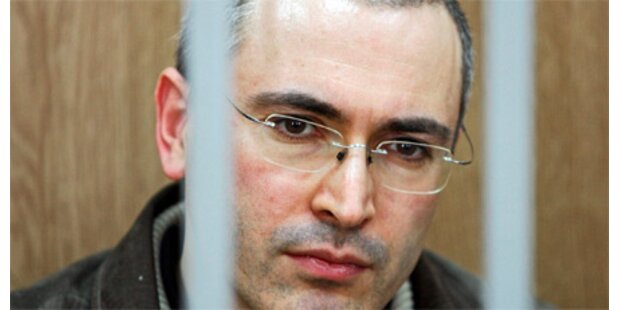 Chodorkowski plädiert auf nicht schuldig