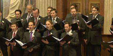 Wien: So singen unsere Abgeordneten