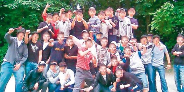 Kinder-Gang: Haftstrafen für die Bosse