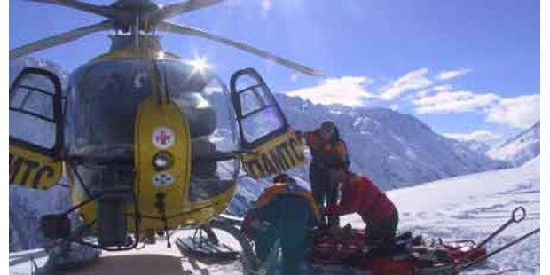 Eine jungen Skifahrerin starb
