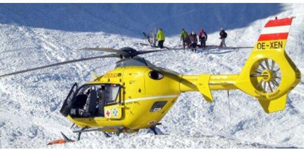 Wieder Skifahrer im Tiefschnee erstickt