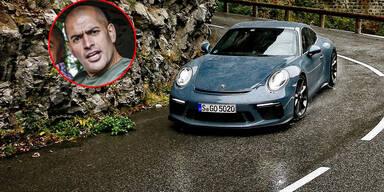 Top-Gear-Moderater crasht teuren Porsche