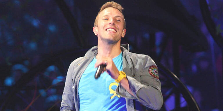 Coldplay - So läuft die neue Show
